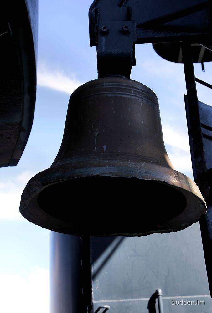 Ship's Bell by SuddenJim