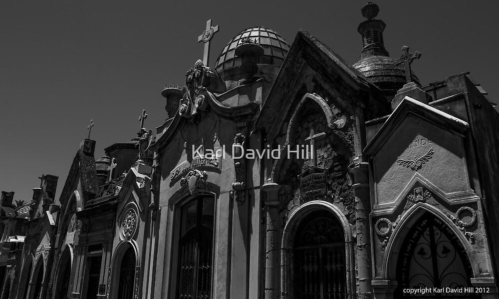 la recoleta cemetery 006 by Karl David Hill