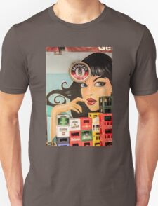 Beer and pinup T-Shirt