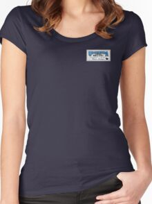 UNEEDA MEDICAL SUPPLY  Women's Fitted Scoop T-Shirt