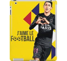 Angel Di Maria iPad Case/Skin