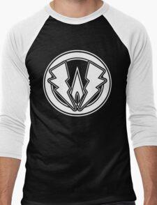 Joey Warner Black Lightning Men's Baseball ¾ T-Shirt