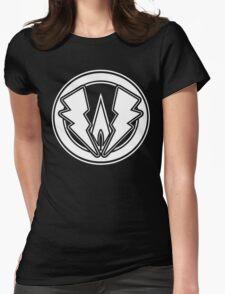 Joey Warner Black Lightning Womens Fitted T-Shirt