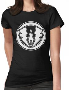 Joey Warner Black Lightning Womens Fitted T-Shirt