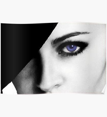 Chicas azul de ojos (Blue eyed girls) Poster