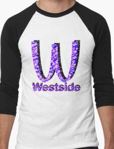 Westside Burgers Men's Baseball ¾ T-Shirt