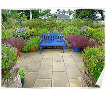 The Walled Garden Poster