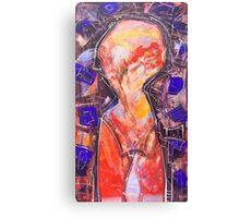Astral Man Canvas Print