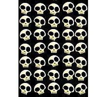 Skulls!!! Photographic Print