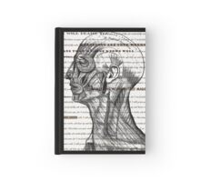 Fearfully And Wonderfully Made-Art Prints-Mugs,Cases,Duvets,T Shirts,Stickers,etc Hardcover Journal