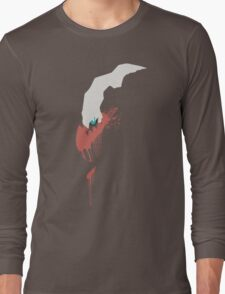 Darkrai Paint Splatter Long Sleeve T-Shirt