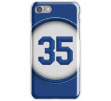 35 - Hoz iPhone Case/Skin