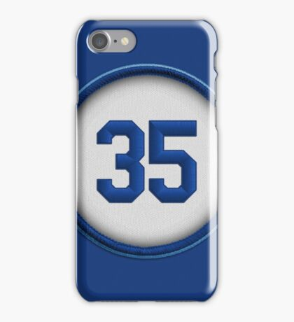 35 - Hoz iPhone Case/Skin