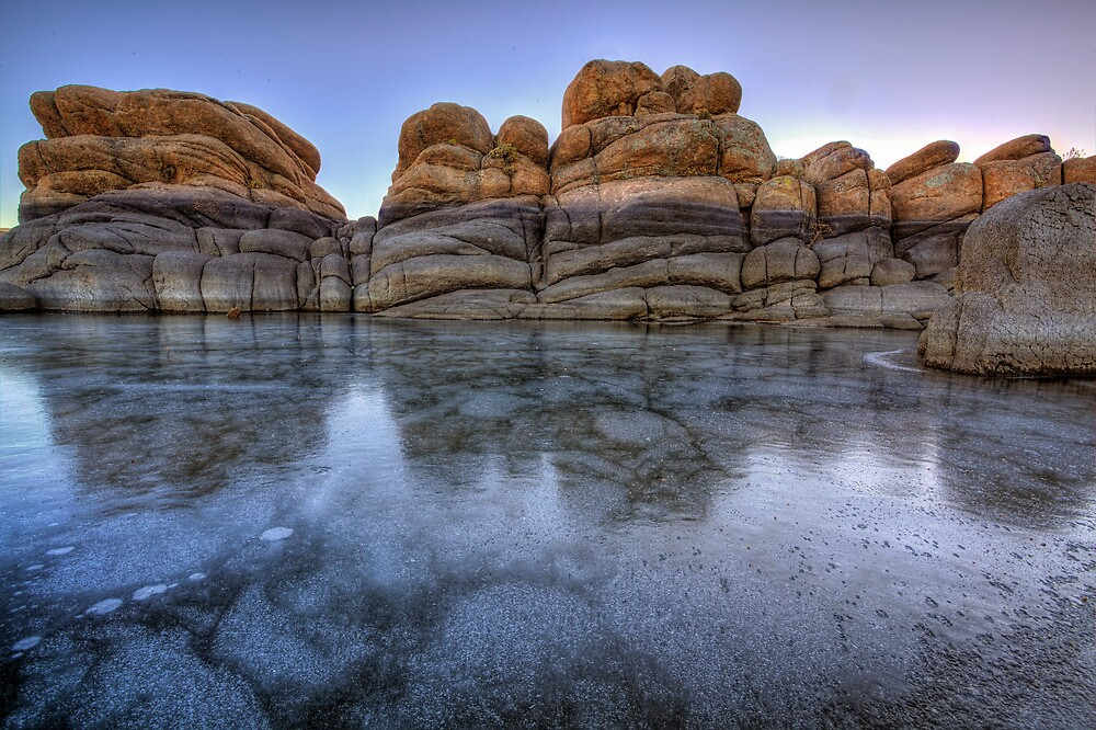 Cold Stacks by Bob Larson