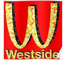 Westside Burgers Poster