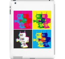 CMYK Robots iPad Case/Skin