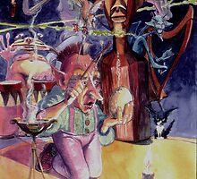 bongo elf by frey  micklethwait