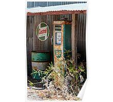BP, Tailem Bend, South Australia Poster
