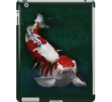 Koi fish (kissing) iPad Case/Skin