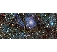 Milky Way outa Space Photographic Print