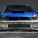 Subaru WRX by Glenn Bumford