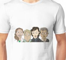 Sherlock group Unisex T-Shirt