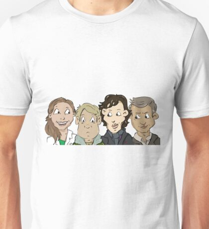 Sherlock group Unisex T-Shirt