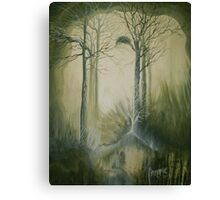Empty Nest... Canvas Print