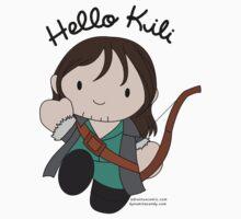 Hello Kili by DynamiteCandy