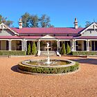 Gabbinbar Homestead Toowoomba by SeanBuckley