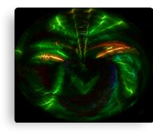 Abstract Insect? Canvas Print