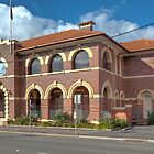 Old Toowoomba Police Station by SeanBuckley