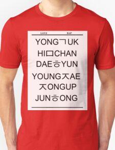 Love BAP Unisex T-Shirt