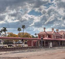 Toowoomba Railway Station by SeanBuckley