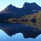 Cradle Mountain, Dove Lake. Tasmania by Esther's Art and Photography