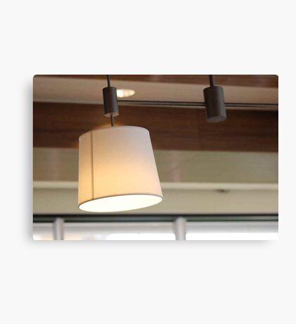 Fancy lamp Canvas Print