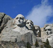 Mount Rushmore by Scottsbarn