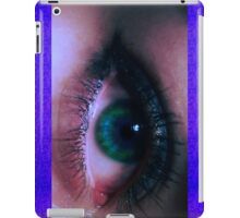 In the mists above perfection iPad Case/Skin