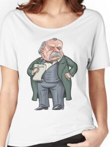 President Grover Cleveland Women's Relaxed Fit T-Shirt