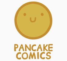 Pancake Comics shirt - 1 by iPancakes