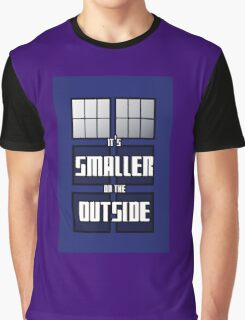 It's Smaller on the Outside Graphic T-Shirt