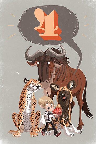 Birthday 4 by Douglas Holgate