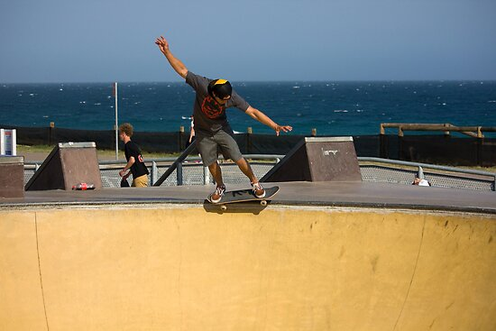5-0 In The Shallow End - Empire Park Skate Park  by reflector