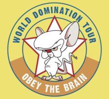 World Domination Tour One Piece - Short Sleeve