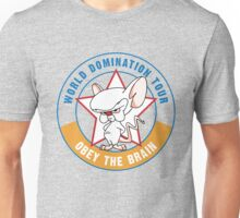 World Domination Tour Unisex T-Shirt
