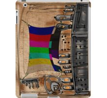 Old TV iPad Case/Skin