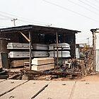 Street Shops Lagos 6 by Warren. A. Williams