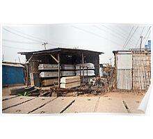 Street Shops Lagos 6 Poster