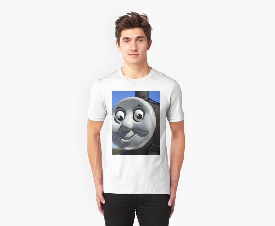 Thomas the Tank Engine by chawus