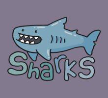 Sharks! by VenkmanProject